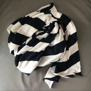 J. Crew jersey scarf